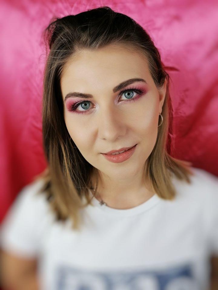 Makijaż wieliczka ślubny okolicznościowy wieczorowy studniówkowy kraków dojazd makeup mobilnie