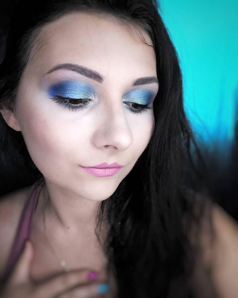 Makijaż wieliczka ślubny okolicznościowy wieczorowy studniówkowy kraków dojazd makeup mobilnie 80