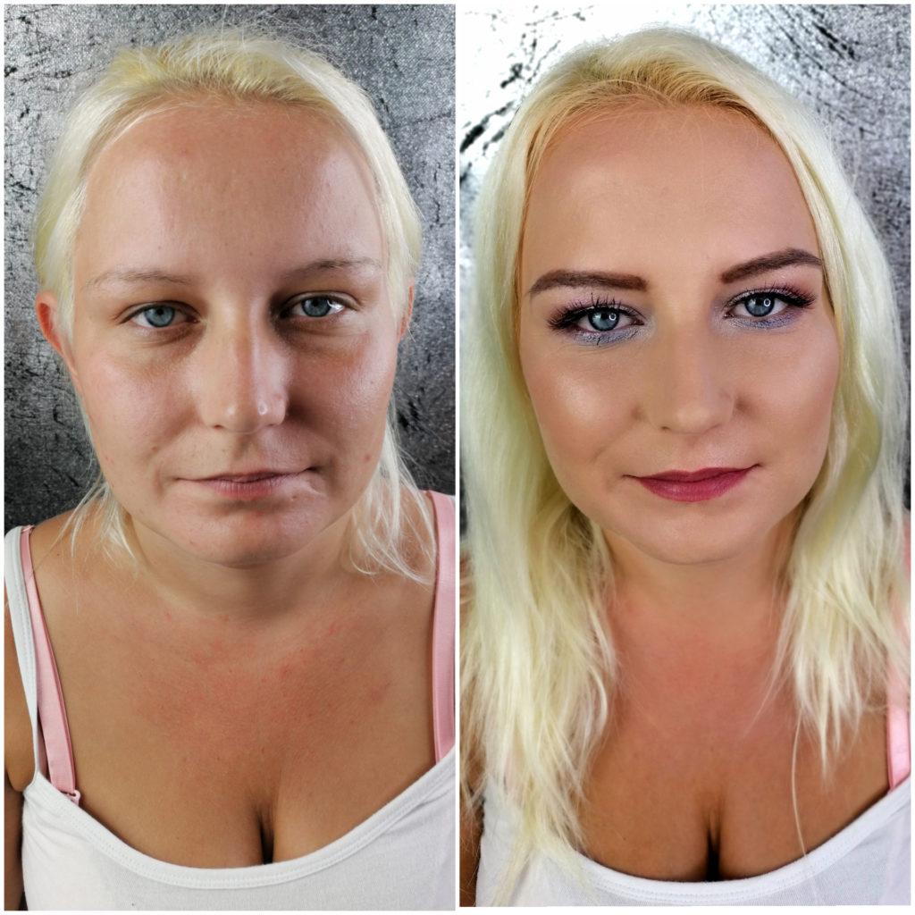 Makijaż wieliczka ślubny wieczorowy studniówkowy okolicznościowy krakow dojazd makeup 5