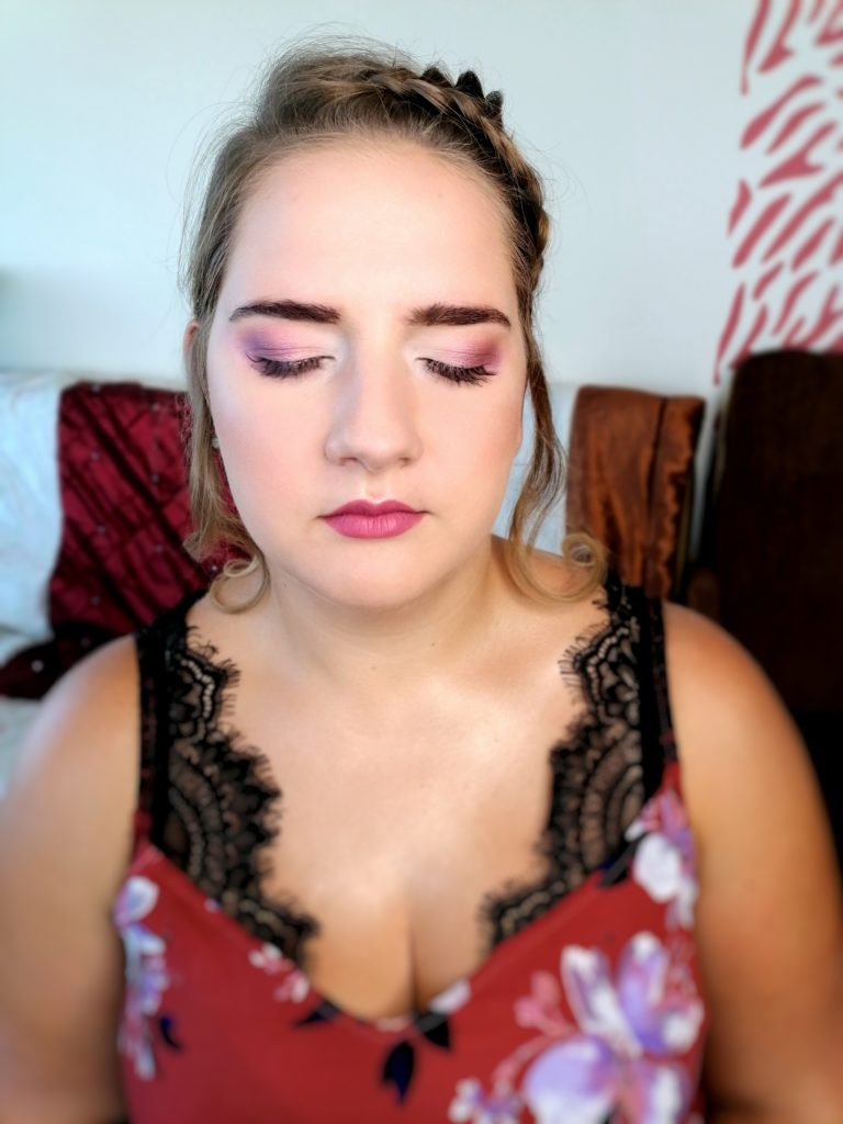 Makijaż wieliczka ślubny wieczorowy studniówkowy okolicznościowy krakow dojazd makeup