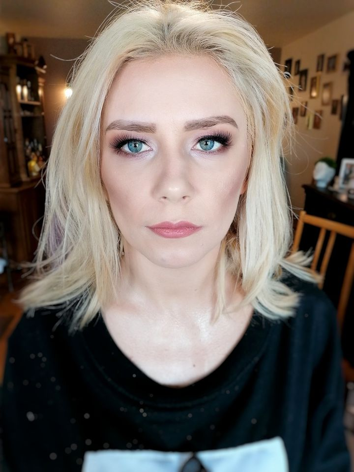 Makijaż wieliczka ślubny wieczorowy studniówkowy biznesowy okolicznościowy krakow dojazd makeup